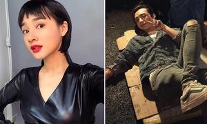Sao Việt 22/11: Nhã Phương tém tóc cực ngầu, Soobin nằm bá đạo khi 'tai nạn'