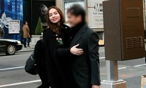 Hồ Ngọc Hà bị nghi ngờ hẹn hò Chu Đăng Khoa ở Mỹ