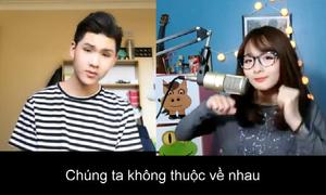 Bản mashup 20 bài hát Vpop của trai xinh, gái đẹp 'gây bão'