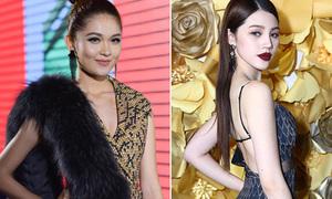 Á hậu Thùy Dung sắc sảo bất ngờ, HH Jolie Nguyễn nóng bỏng