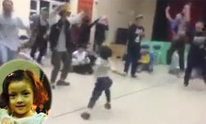 Bé gái Hà Nội nhảy đối kháng xuất thần, cả hội trường vỡ òa ngỡ ngàng