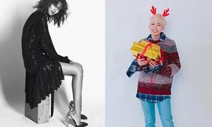 Sao Hàn 30/11: Soo Young khoe chân dài ấn tượng, Jin Woo (Winner) đeo sừng cute