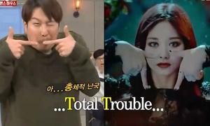 Các sao Running Man 'phá nát' hit của EXO, Twice
