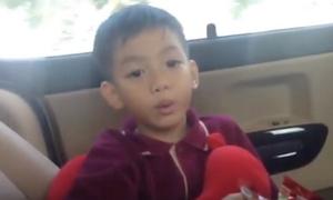 Loạt nhóc tỳ nhà sao Việt nói tiếng Anh trôi chảy