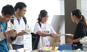 Nhiều hoạt động cho giới trẻ tại S.hub