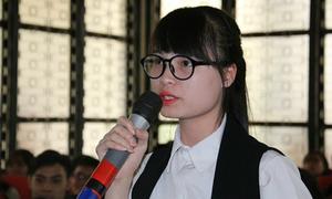 Hai từ 'khởi điểm' khiến nữ sinh muốn lương 2.000 USD bị 'ném đá'