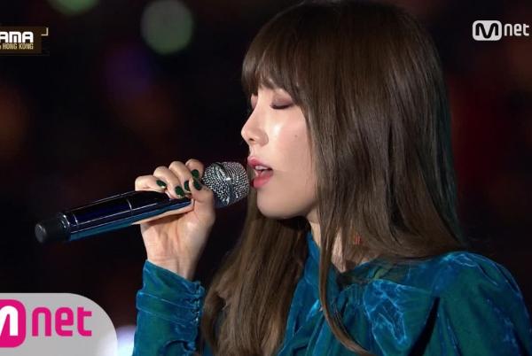 Tae Yeon viết tâm thư bày tỏ rất buồn khi không thể biểu diễn cùng Wiz vì lý do âm thanh.