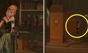 10 bí mật trong phim hoạt hình Disney