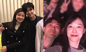Sao Hàn 5/12: Lee Jong Suk ôm Lee Bo Young tình cảm, Sulli hẹn hò bạn trai