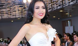 Á hậu Lệ Hằng nối gót Phạm Hương thi Hoa hậu Hoàn vũ 2016