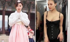 Sao Việt 6/12: Midu tự nhận là 'con gái quốc dân', Hồng Quế khoe ngực khủng