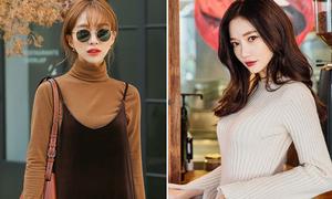 3 nàng mẫu shop online Hàn Quốc hot không kém Park Sora