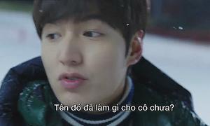 Huyền thoại biển xanh: Lee Min Ho ghen 'lồng lộn' vì Jun Ji Hyun có bạn trai