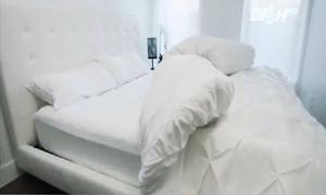 Thiết bị thông minh giúp dọn giường vào buổi sáng cho người lười