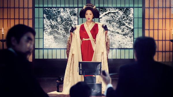 Kim Min Hee trong vai nữ tiểu thư có cuộc sống phức tạp và buồn thảm