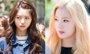 7 thần tượng Kpop nổi tiếng với biểu cảm 'đơ bền vững'