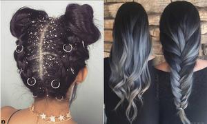 7 trào lưu tóc 'chất phát ngất' Instagram 2016