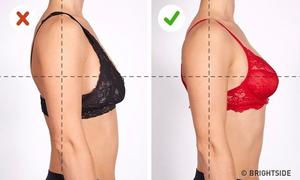 Cách chọn áo ngực đúng kiểu