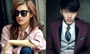 Hyun Bin - Kang So Ra mới yêu nhau nửa tháng đã bị lộ tin hẹn hò