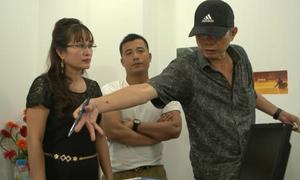 'Ngôi sao vi diệu' Lê Thị Dần đóng phim hài Tết cùng dàn 'Táo quân'