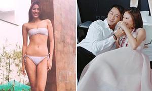 Sao Việt 17/12: Lan Khuê chân dài gấp đôi người, Sa Lim tình tứ với mỹ nam Thái