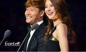 Song Ji Hyo - Kim Jong Kook không nhận cát - xê của 'Running Man'