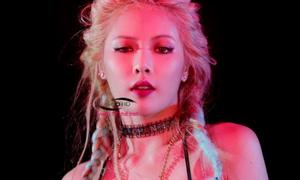 Loạt ảnh chứng tỏ choker là phụ kiện hot nhất Kpop 2016