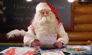Những bức thư khiến Ông già Noel phải 'bó tay'