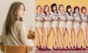 Sao Hàn 27/12: Yoon Ah trong veo như nàng thơ, AOA khoe dáng nuột nà
