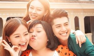 Noo Phước Thịnh lần đầu khoe tài diễn xuất trong phim Tết online