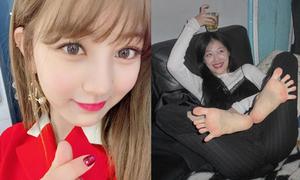 Sao Hàn 28/12: Sulli tạo dáng 'phá nát' hình tượng, Ji Hyo (Twice) má bánh bao