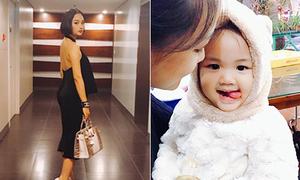 Sao Việt 29/12: Miu Lê khác biệt khi ở nhà - ra đường, con gái Maya như búp bê