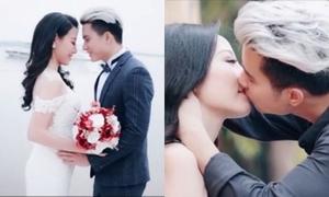 Mạnh Quân 'Nhật ký Vàng Anh' bất ngờ kết hôn