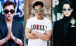 3 chàng ca sĩ Vbiz giống nhau như anh em