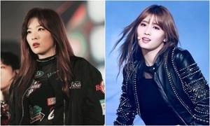 Fan nữ phát cuồng vì vẻ nam tính của Seul Gi, Momo