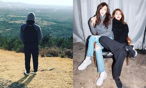 Sao Hàn 5/1: Se Hun bị dìm chiều cao, Soo Young ngồi gác chân nam tính
