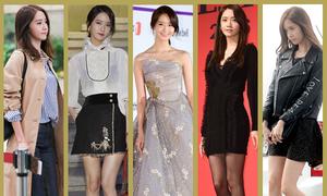 10 idol Hàn mặc 'đẹp bền vững' trong năm 2016
