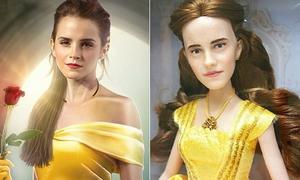 Búp bê công chúa Emma Watson bị chê giống hệt... Justin Bieber