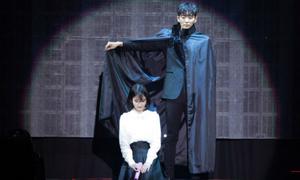 IU - Lee Jun Ki tái hiện cảnh tình cảm trong 'Moon Lovers'