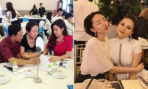 Sao Việt 9/1: Midu vung tiền mua một lúc 3 căn hộ, Tóc Tiên ôm chặt Thu Minh