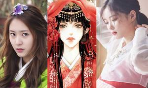 Những ứng viên 'Cô dâu Thủy thần' đẹp đôi nhất với Nam Joo Hyuk