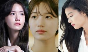 10 mỹ nhân 'gánh' nhan sắc cho màn ảnh nhỏ Hàn 2016