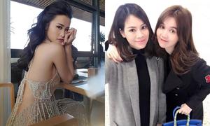 Sao Việt 12/1: Đông Nhi mặc váy 'như không', Ngọc Trinh thân thiết 'con dâu tương lai'