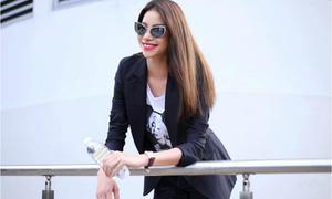 Fashionista Việt khoe phong cách mùa lễ hội