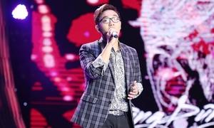 Sing my song: Hoàng Dũng hát về cha khiến HLV trầm trồ