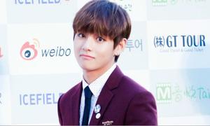 V (BTS) là mỹ nam được 'cưng' nhất dàn sao 'Hwarang'