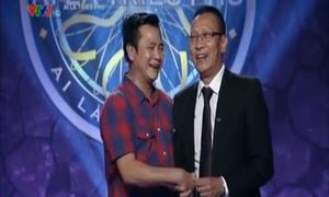 Màn giới thiệu hài hước của sao Việt trong 'Ai là triệu phú'