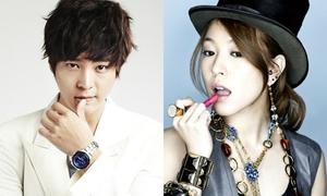 'Nữ hoàng Kpop' BoA xác nhận hẹn hò 'ông hoàng rating' Joo Won