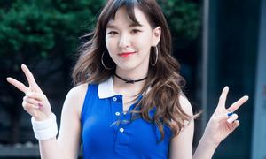 Wendy (Red Velvet) không dám ăn ngon vì bị quản lý kiểm soát