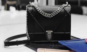 Các bước tỉ mỉ tạo nên chiếc túi 'Diorama' nổi tiếng